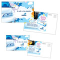 Car Wash - Postcard Template Design