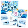 Car Wash - Poster Template Design