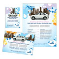 Car Wash - Flyer & Ad Template Design