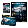 Auto Detailing - Flyer & Ad Template Design Sample