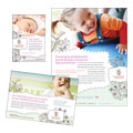 Babysitting & Daycare - Flyer & Ad Template Design