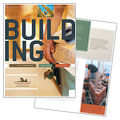 Home Builders & Construction - Brochure Template Design Sample