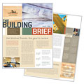 Home Builders & Construction - Newsletter Template Design