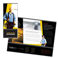 Electrician - Brochure Template Design