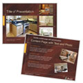 Home Remodeling - PowerPoint Presentation Template Design