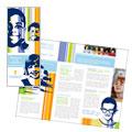 Children's Non Profit Tri Fold Brochure