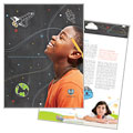 Education Foundation & School - Brochure Template Design Sample