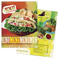 Mexican Restaurant - Menu Template Design