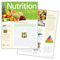 Nutritionist & Dietitian - Newsletter Template Design