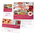 Corporate Event Planner & Caterer - Flyer & Ad Template Design