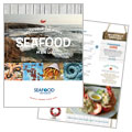 Seafood Restaurant - Menu Template Design