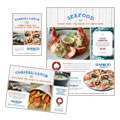 Seafood Restaurant - Flyer & Ad Template Design