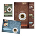 Coffee Shop - Flyer & Ad Template Design