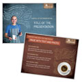 Coffee Shop - PowerPoint Presentation Template Design