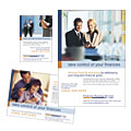 Financial Planning & Consulting - Flyer & Ad Template Design