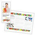 Bookkeeping Services - Brochure Template Design Sample
