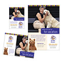 Dog Kennel & Pet Day Care - Flyer & Ad Template Design