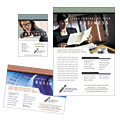 Bookkeeping & Accounting Services - Flyer & Ad Template Design