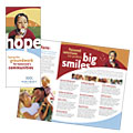 Community Non Profit - Brochure Template Design