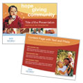 Community Non Profit - PowerPoint Presentation Template Design