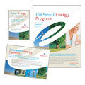 Utility & Energy Company - Flyer & Ad Template Design