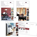 Interior Designer - Postcard Template Design