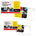 Auto Repair - Postcard Template Design