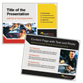 Auto Repair - PowerPoint Presentation Template Design