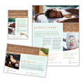 Health & Beauty Spa - Flyer & Ad Template Design