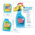 House Cleaning & Housekeeping - Flyer & Ad Template Design
