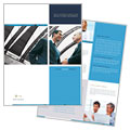 Small Business Consulting - Brochure Template Design