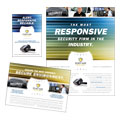 Security Guard - Flyer & Ad Template Design Sample