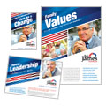 Political Campaign - Flyer & Ad Template Design