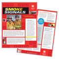 Fire Safety - Newsletter Template Design