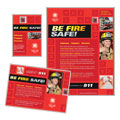 Fire Safety - Flyer & Ad Template Design