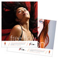 Hair Stylist & Salon - Poster Template Design