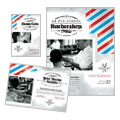 Barbershop - Flyer & Ad Template Design Sample