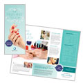 Health & Beauty Business Marketing Templates