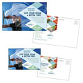 Window Cleaning & Pressure Washing - Postcard Template Design
