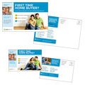 Home Inspection & Inspector - Postcard Template Design