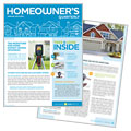 Home Inspection & Inspector - Newsletter Template Design
