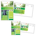 Lawn Mowing Service - Postcard Template Design