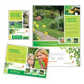 Lawn Mowing Service - Flyer & Ad Template Design