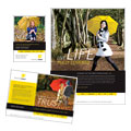 Insurance Agent - Flyer & Ad Template Design