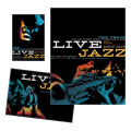 Jazz Music Event - Flyer & Ad Template Design Sample