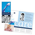 Dentist Office - Brochure Template Design Sample