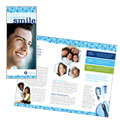 Dentistry & Dental Office - Brochure Template Design Sample