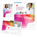 Pharmacy School - Flyer & Ad Template Design