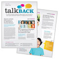 Speech Therapy - Newsletter Template Design