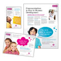 Speech Therapy - Flyer & Ad Template Design